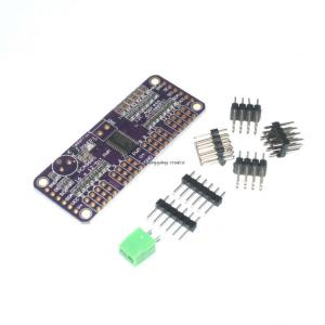 16 Channel 12 bit PWM Servo Driver I2C interface PCA9685 for arduino or Raspberry pi shield.jpg