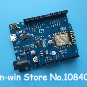 1pcs Smart Electronics ESP 12F WeMos D1 WiFi uno based ESP8266 shield for arduino Compatible IDE.jpg
