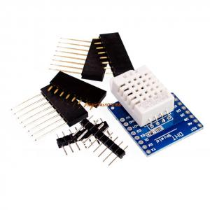 DHT Pro Shield for WeMos D1 mini DHT22 Single bus digital temperature and humidity sensor module.jpg