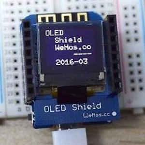 OLED Shield for WeMos D1 mini 0 66 inch 64X48 IIC I2C Compatible.jpg